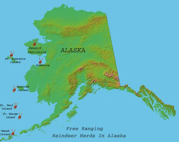 Is Alaska an island?